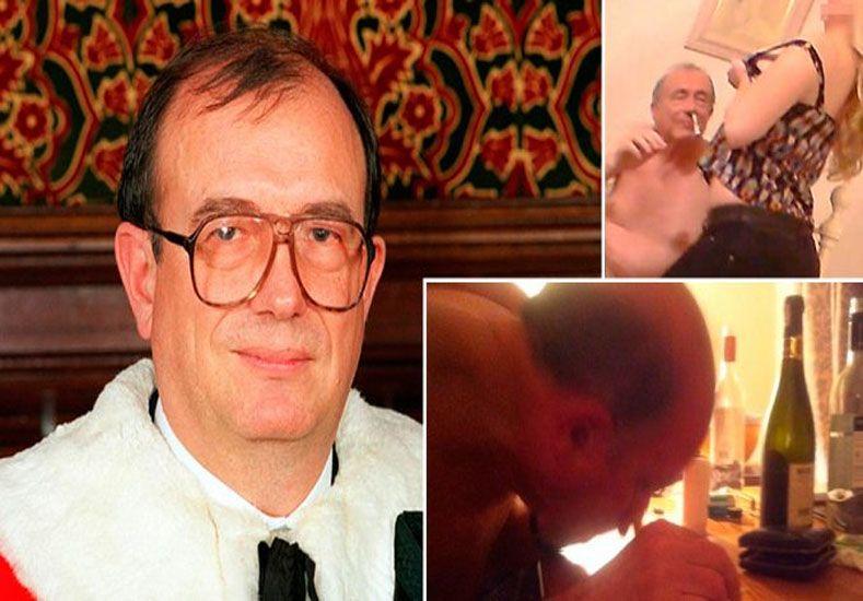 Escándalo por las fotos de un político ingles aspirando cocaína con prostitutas