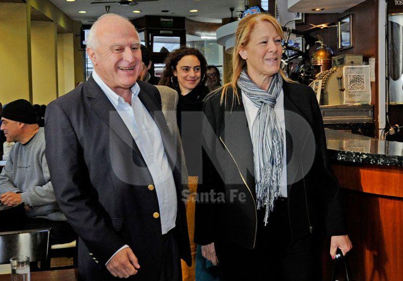 Lifschitz confirmó el apoyo del Partido Socialista en Santa Fe a la precandidata a Presidenta por el GEN