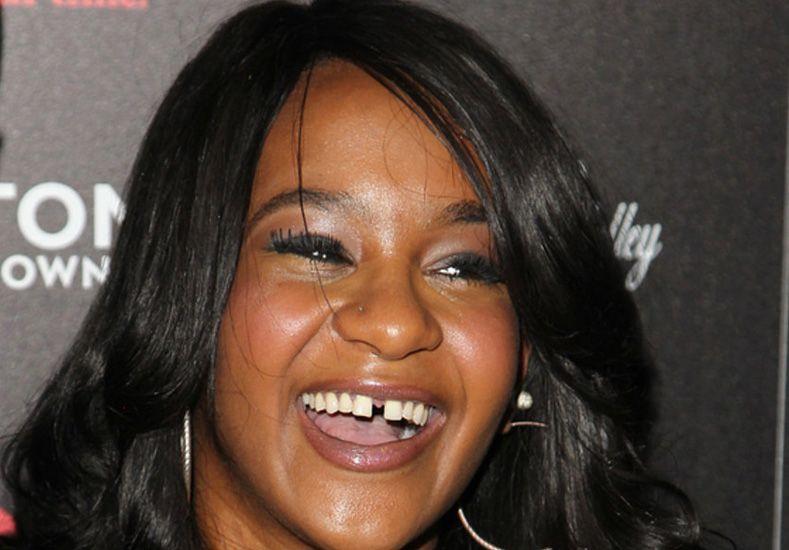 Murió la hija de Whitney Houston tras varios meses en coma