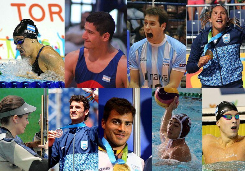 Gran actuación de los atletas santafesinos en los Juegos Panamericanos