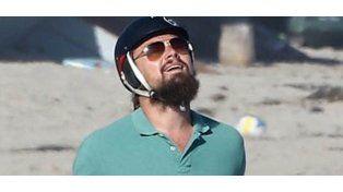 Leonardo DiCaprio filma en Argentina