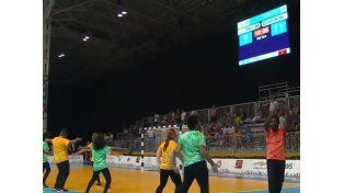 Mirá en vivo: Argentina, por el oro ante Brasil en handball masculino