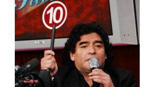 ¡Maradona al Bailando!
