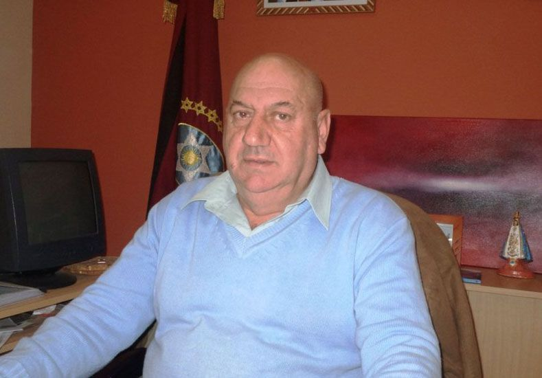 El ex intendente Juan Rosario Mazzone / Crédito: El Tribuno