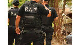 Nueva dotación. La Policía de Acción Táctica se estrenó este año en Rosario