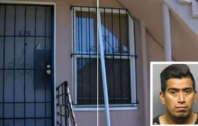 Una mujer estuvo secuestrada y encerrada un año en un armario por un hombre que conoció en Facebook