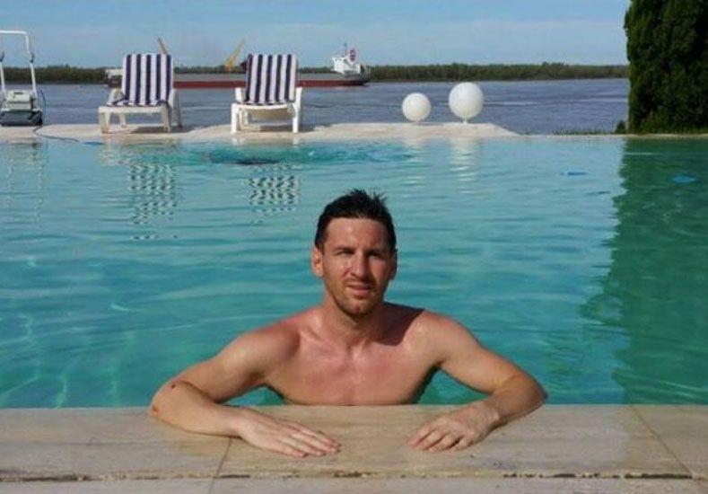Messi, de cumpleaños