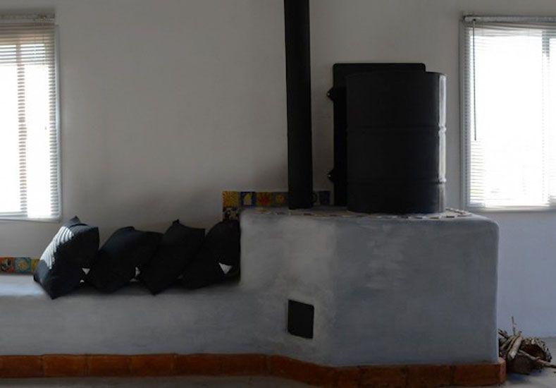 La provincia ofrece una opción segura y económica para calefaccionar ambientes