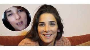 Juanita Viale se refirió al video porno en el que la involucraron