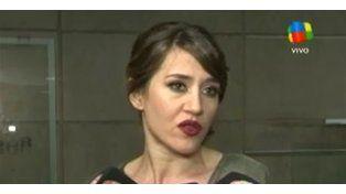 """Jimena Barón: """"Quiero escuchar qué me dice Gianinna"""""""