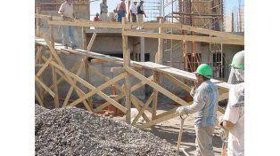 Cristina dijo que la construcción creció 16% en junio