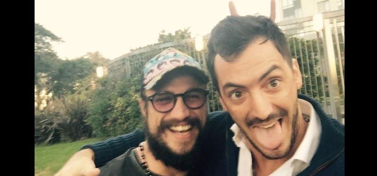 El ex de Gianinna Maradona comparó a Daniel Osvaldo con Mauro Icardi