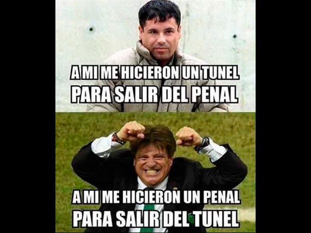 Los memes sobre el bochornoso triunfo mexicano