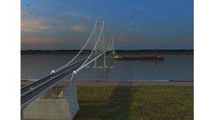 Puente Santa Fe - Paraná: empresarios piden que se considere la conexión ferroviaria