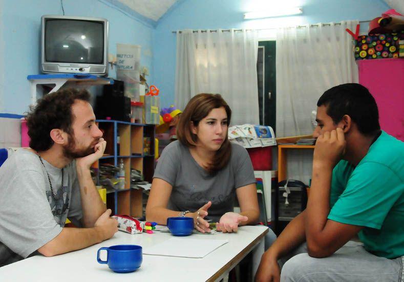 Más de 50 jóvenes santafesinos participan del Vuelvo a Estudiar para Juventudes Incluidas