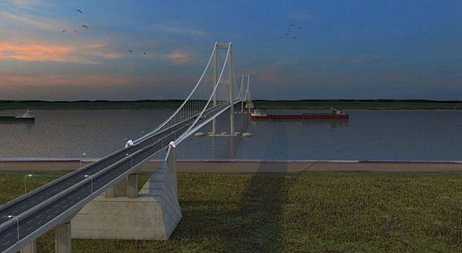 """""""El nuevo puente Santa Fe-Paraná debe contemplar el Puerto"""""""