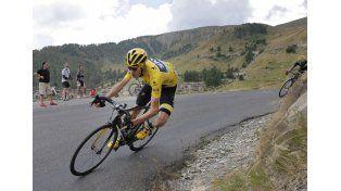 Tour de Francia: Geschke ganó la 17ª etapa y Froome mantiene la malla de líder
