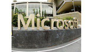 Mal año para Microsoft