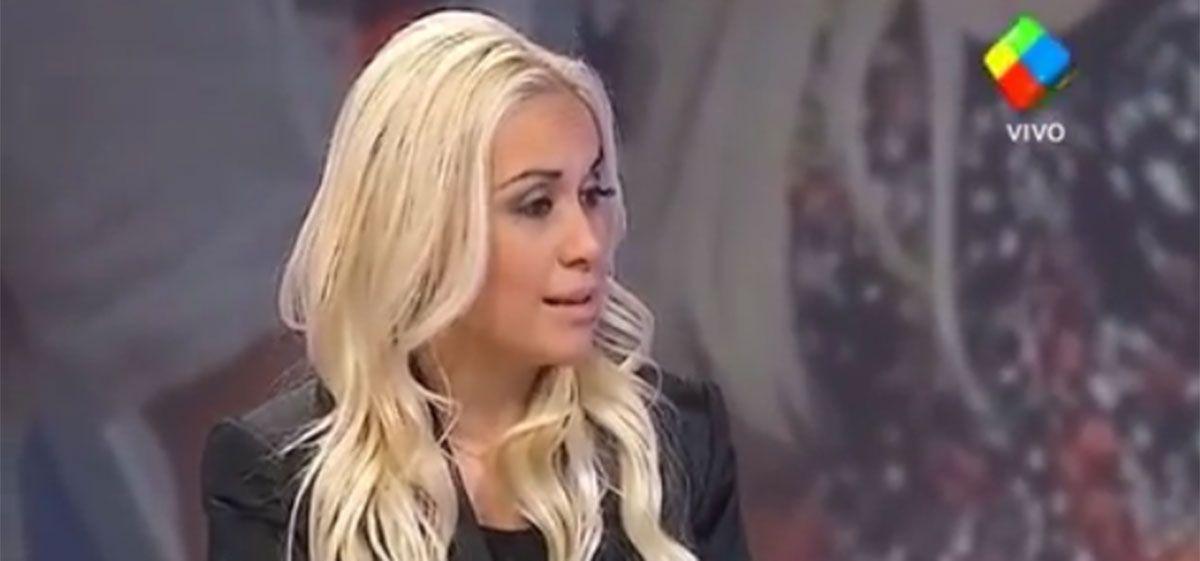 """Verónica Ojeda: """"Diego no sabe que firmó el testamento"""""""