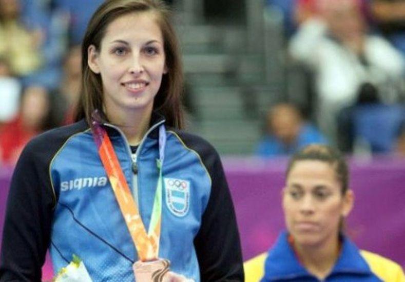 Alexis Arnoldt le dio a Argentina su segundo bronce en taekwondo