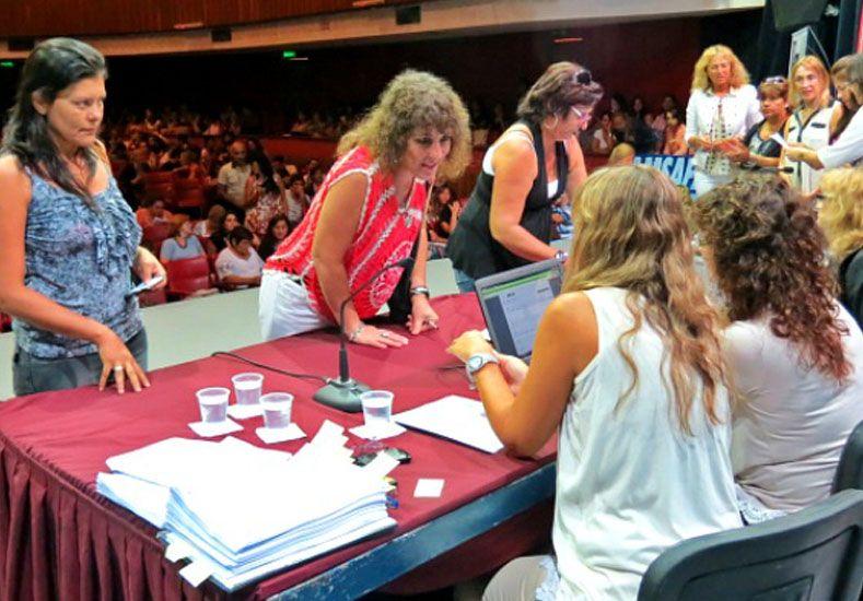 Comienza la inscripción al concurso de ingreso a la docencia y suplencias