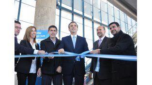 Perotti destacó que el tren fortalece economías locales