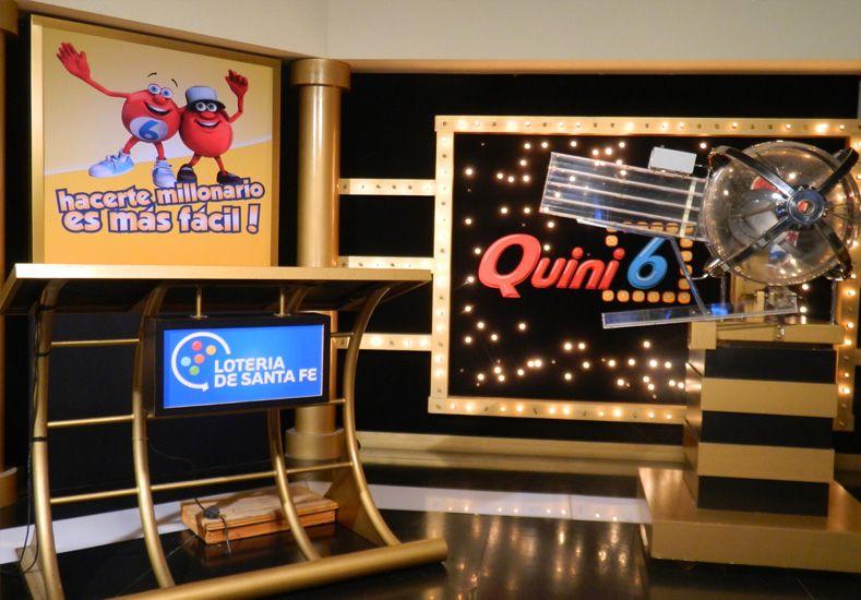 Pozo histórico de casi 100 millones de pesos en el Quini 6