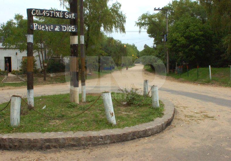 Registro. El conteo de personas permitirá planificar el crecimiento de la comunidad. UNO de Santa Fe/José Busiemi