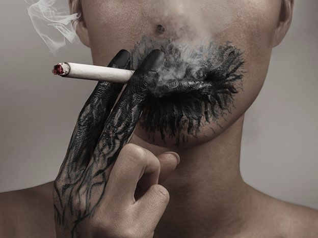 Diez países en campaña contra el tabaco