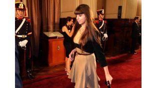 Se viene la cigüeña: Florencia Kirchner está a un mes de convertirse en mamá