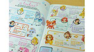 Pedí este martes la revista nº 3 de Palace Pets de Disney Princesas
