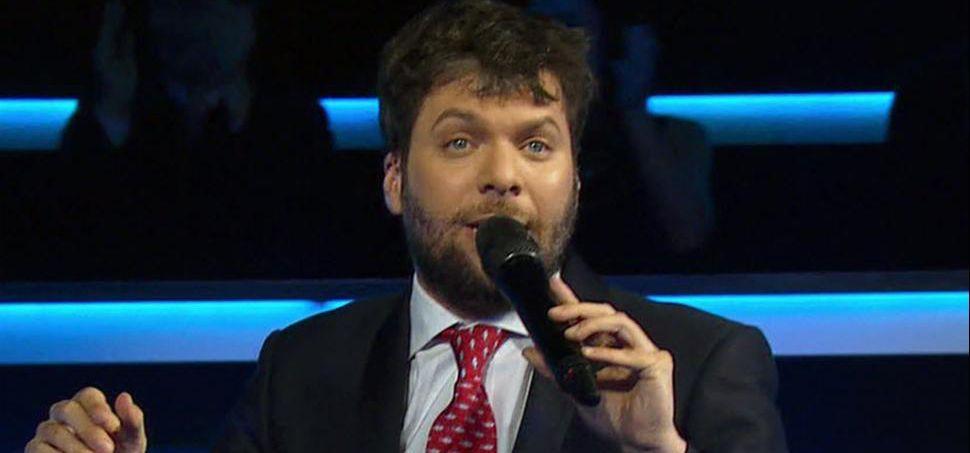 """El día de furia de Guido Kaczka: levantó la grabación de """"Los 8 escalones"""""""