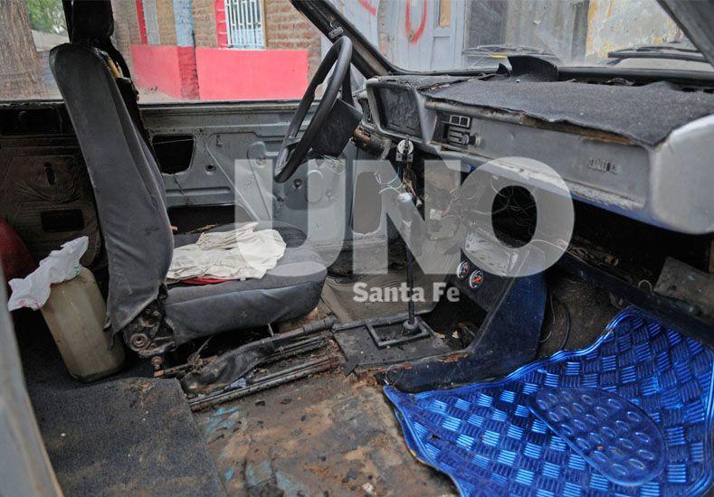 Los 27 autos quemados en el depósito judicial no tendrían que incluirse