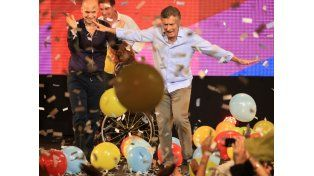 Ganó Larreta por escaso margen a Lousteau y será el sucesor de Macri en Buenos Aires