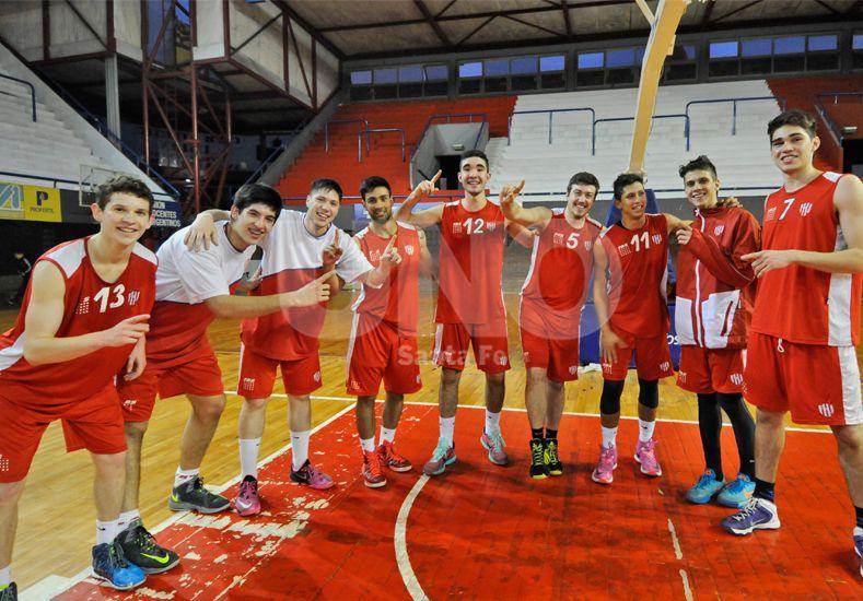 La categoría U19 de Unión se apoderó de la Liga Provincial al golear al tricampeón Sportsmen.
