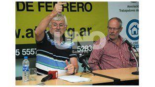 ATE firmará un convenio con la Secretaría de Energía de la Nación: Hogares con Garrafas