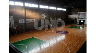 Estadio. El Iehúda Hamacabí es el epicentro de grandes partidos de básquet.