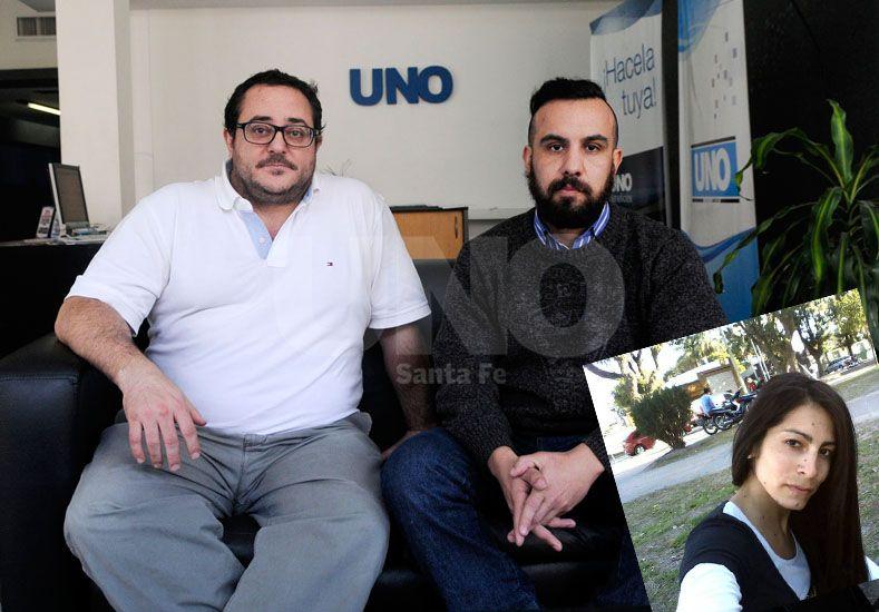 Abordaje integral. El doctor Aníbal Obaid y Luciano Villaverde