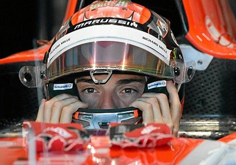 Murió el francés Jules Bianchi, tras pasar nueve meses en coma