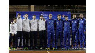 Copa Davis: Argentina busca un punto para definir la serie ante Serbia