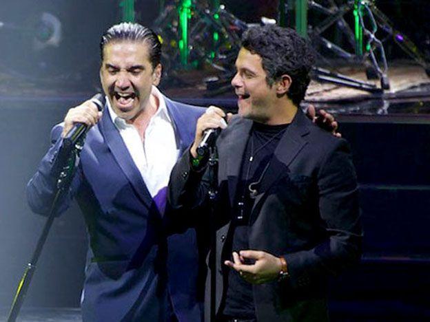 Alejandro Sanz y Alejandro Fernández en un nuevo video