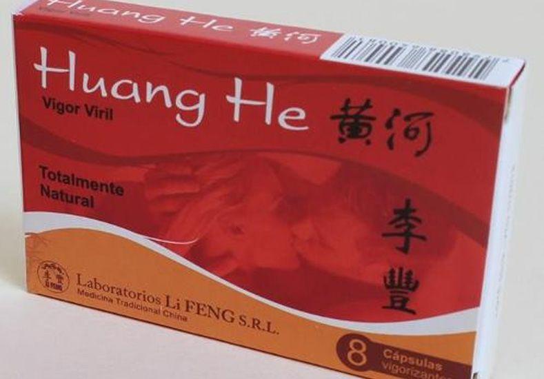 """Solicitan no adquirir ni consumir el Suplemento Dietario """"Huang He"""""""