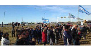 Entidades ruralistas realizan una jornada de protesta en las rutas