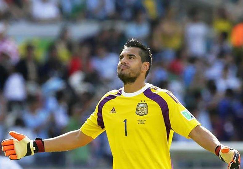 Romero suena fuerte para adueñarse del arco del Real Madrid