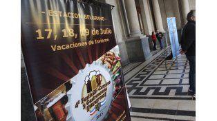La Ciudad invita a vivir otra edición del Festival de la Cerveza y la Gastronomía Invernal