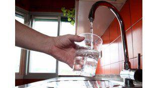 Habrá baja presión de agua en toda la ciudad