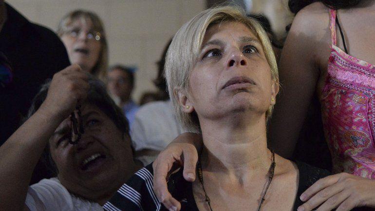 La esposa de Mangeri será investigada por falso testimonio