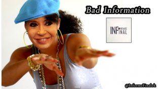 El Bad information, el rap de Cristina Fernández de Kirchner