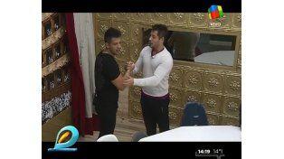 Desafío: Mariano le pidió a Francisco un careo durante la gala