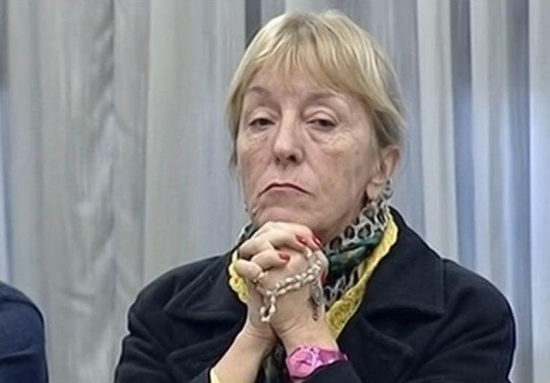 La Griega fue condenada a 16 años de prisión por matar a su marido